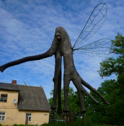 "The International Wooden Sculpture Festival will be held in Culture and Recreation park ""Mežaparks"" (Riga, Latvia)."